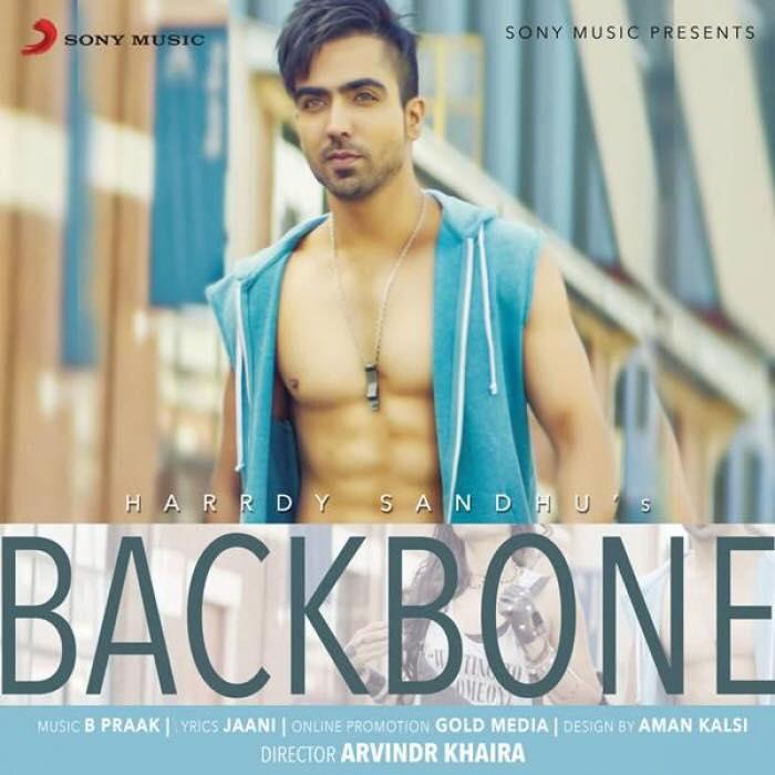 Backbone Lyrics - Hardy Sandhu