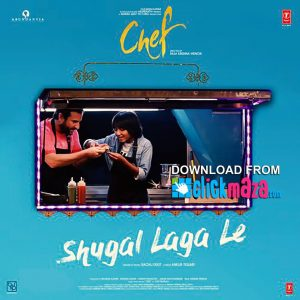 Shugal Laga Le Lyrics- Raghu Dixit feat. Saif Ali Khan