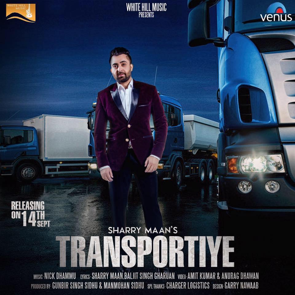 Transportiye Lyrics Sharry Maan Punjabi Song