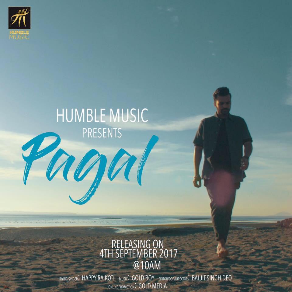 pagal Happy Raikoti Lyrics Punjabi Song