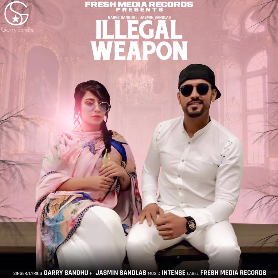 Illegal weapon Lyics Jasmine sandlas
