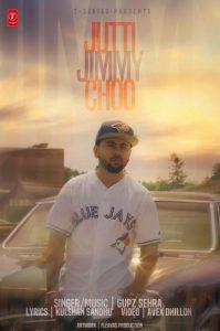 Jutti Jimmy Choo Lyrics - Gupz Sehra