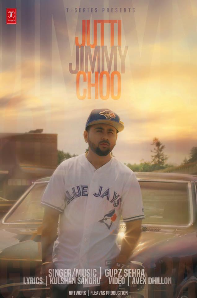 Jutti Jimmy Choo Lyrics - Gupz Sehra