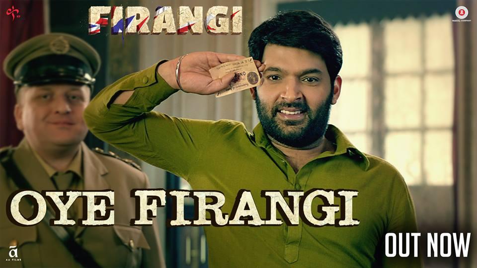 Oye Firangi Lyrics - Sunidhi Chauhan