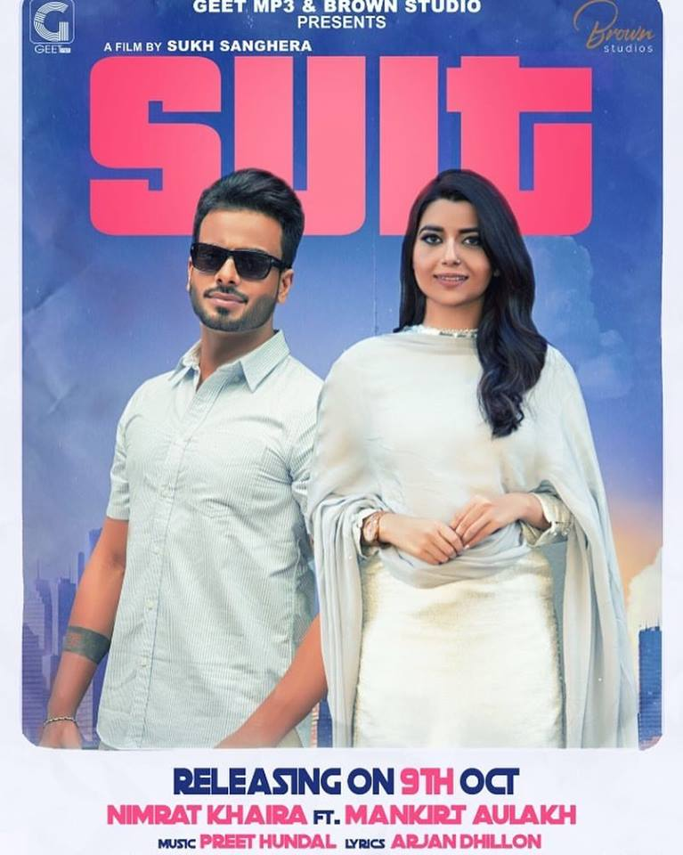 Suit Lyrics Nimrat Khaira