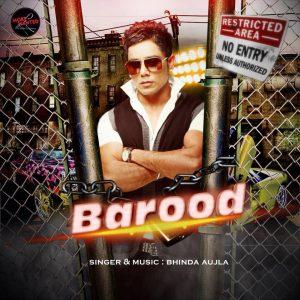 Barood Lyrics - Bhinda Aujla | New Punjabi Song