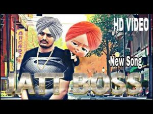 Boss Lyrics - Sidhu Moose Wala | New Punjabi Song