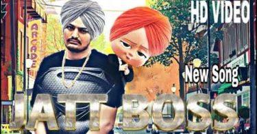 Boss Lyrics - Sidhu Moose Wala   New Punjabi Song