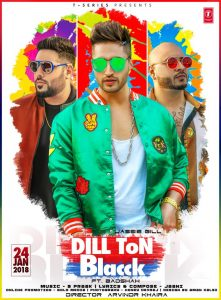 Dill Ton Blacck Lyrics - Jassie Gill | Punjabi Song