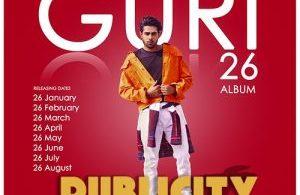 Publicity Guri Punjabi Song