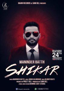 Shikar Maninder Batth