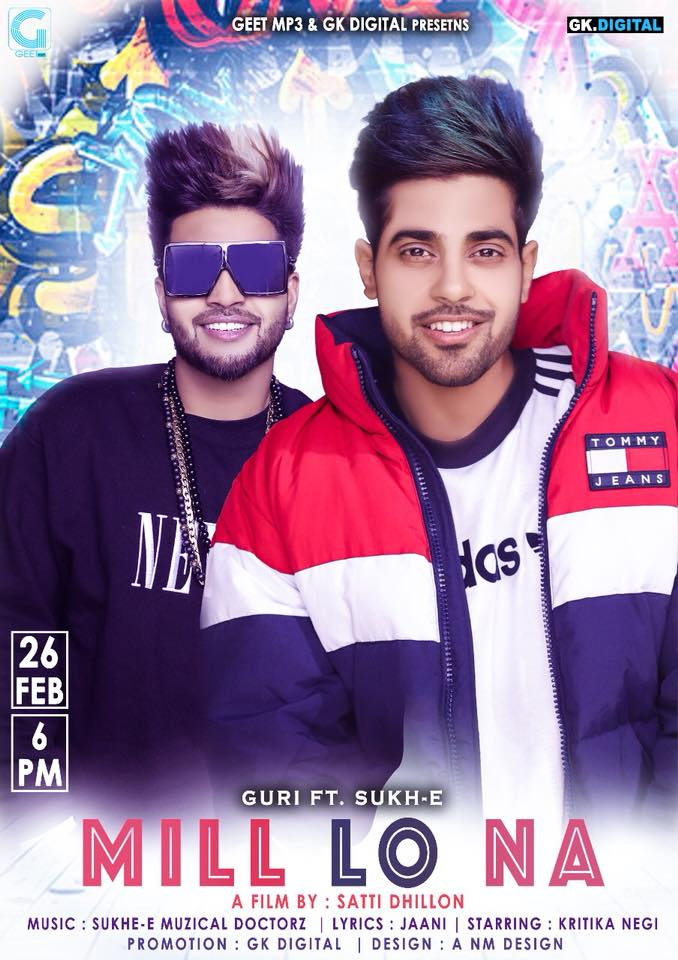 Guri new song mil lo na mp3mad