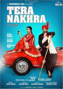 Tera Nakhra Lyrics - Babbu Gurpal