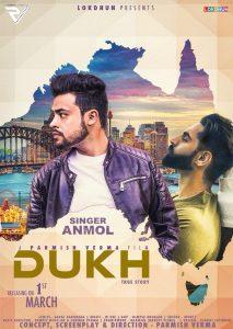 Dukh Lyrics by Anmol