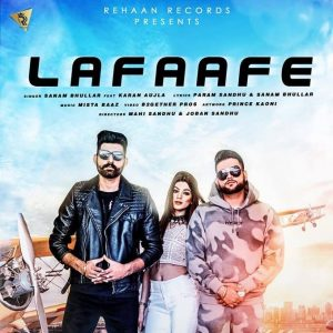 Lafaafe Lyrics - Sanam Bhullar