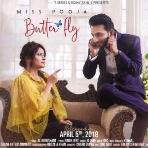 Butterfly Lyrics - Miss Pooja