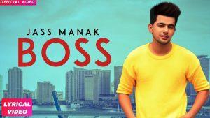 Boss Lyrics Jass Manak
