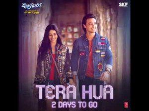 Tera Hua Lyrics - Atif Aslam