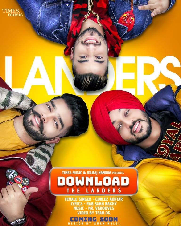Download Lyrics The Landers