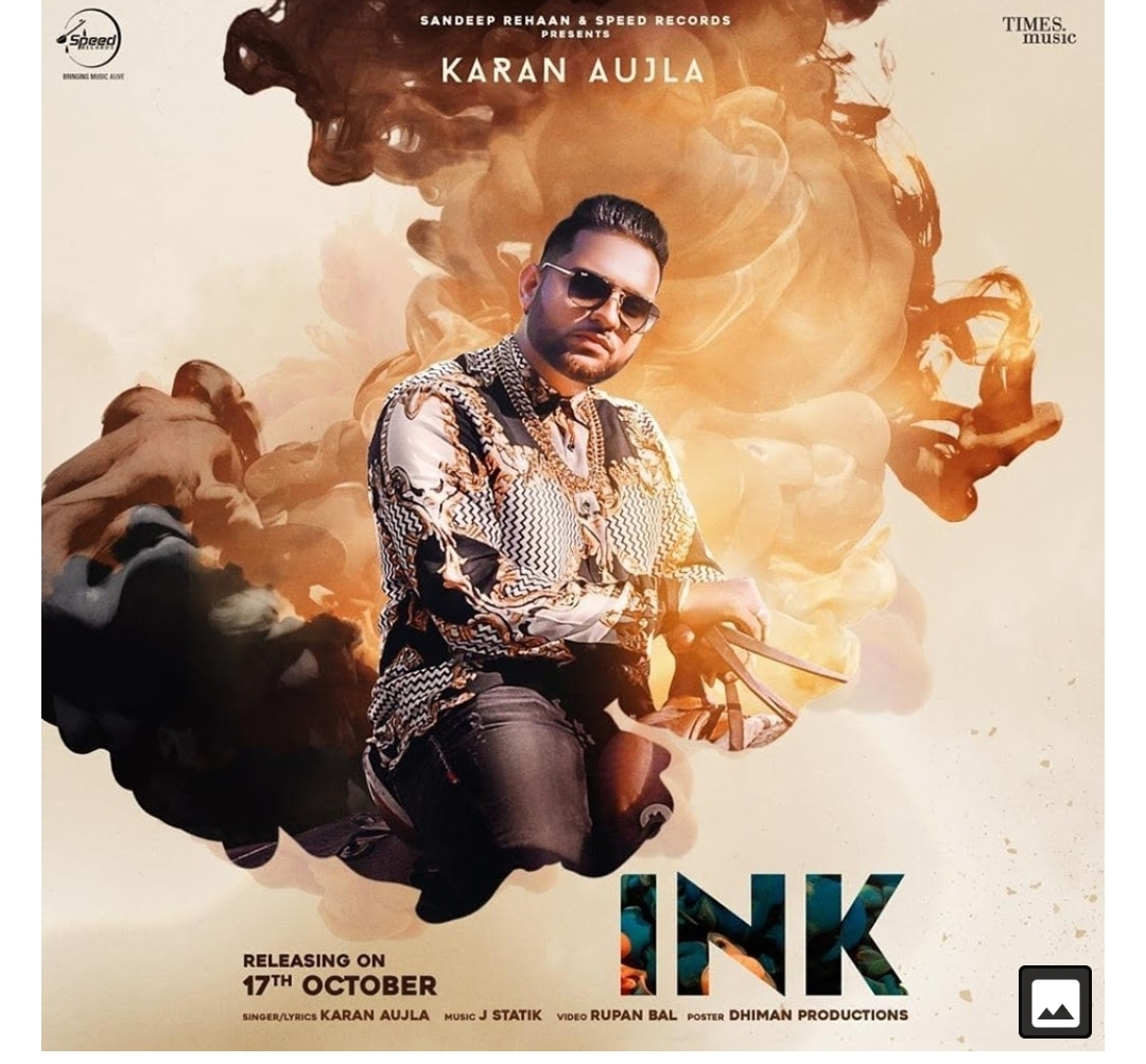 Ink Lyrics – Karan Aujla | New Punjabi Song