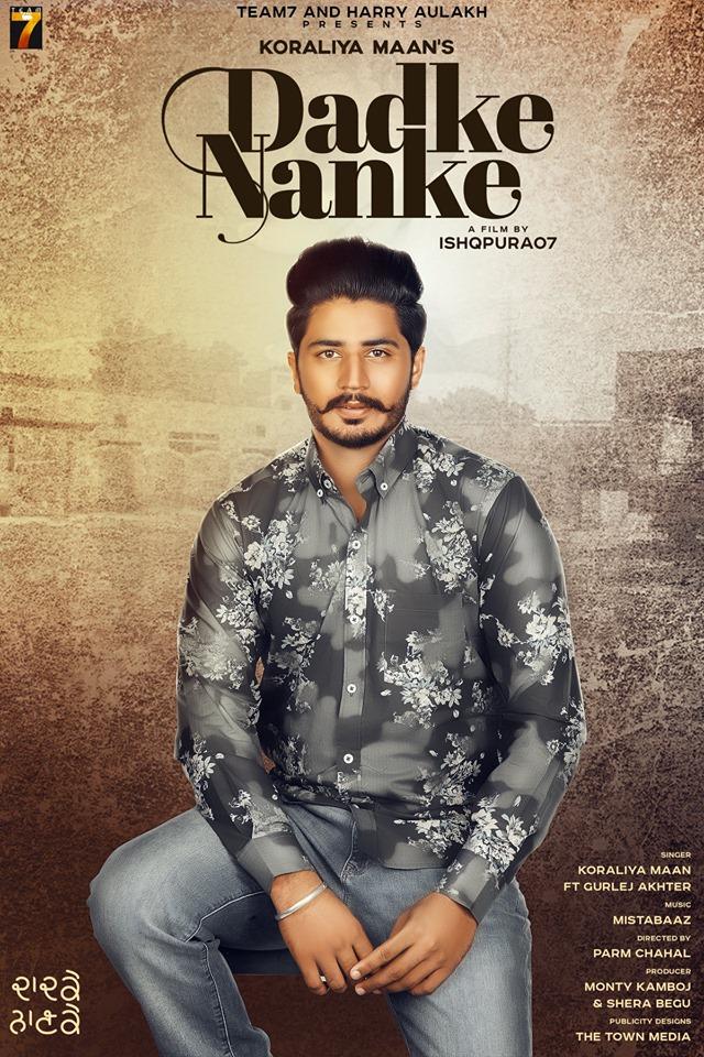 Dadke Nanke Lyrics – Korala Maan ft Gurlej Akhtar